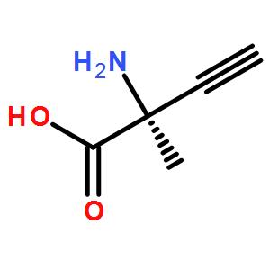 (R)-2-amino-2-methylpent-4-ynoic acid