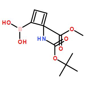 (1-(tert-Butoxycarbonyl)-5-(methoxycarbonyl)-1h-pyrrol-2-yl)boronicacid