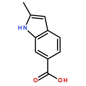 2-methyl-1H-Indole-6-carboxylic acid