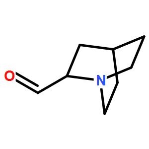 1-Azabicyclo[2.2.2]octane-2-carboxaldehyde
