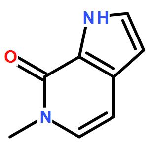 1,6-dihydro-6-methyl-7H-Pyrrolo[2,3-c]pyridin-7-one