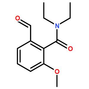 N,N-diethyl-2-formyl-6-methoxy-Benzamide