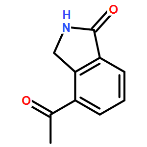 4-acetyl-2,3-dihydro-1H-Isoindol-1-one