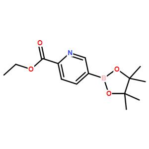 5-(4,4,5,5-tetramethyl-1,3,2-dioxaborolan-2-yl)-2-Pyridinecarboxylic acid ethyl ester