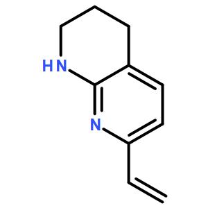 7-ethenyl-1,2,3,4-tetrahydro-1,8-Naphthyridine hydrochloride