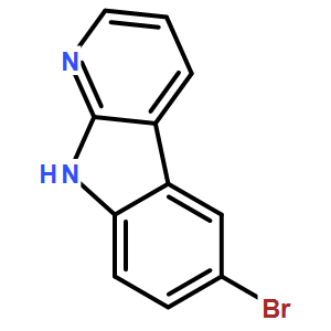 6-bromo-9H-Pyrido[2,3-b]indole