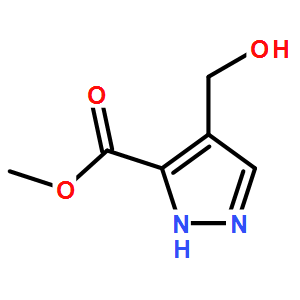 4-(hydroxymethyl)-1H-Pyrazole-3-carboxylic acid methyl ester