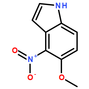 5-methoxy-4-nitro-1H-Indole