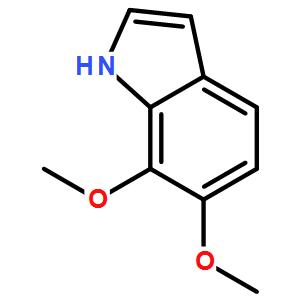 6,7-dimethoxy-1H-indole
