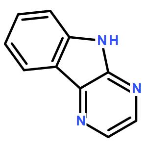 5H-Pyrazino[2,3-b]indole