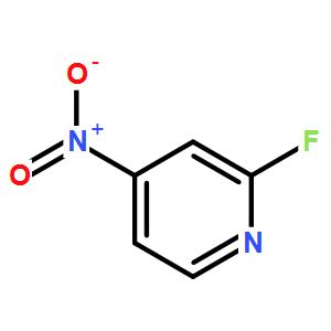 2-Fluoro-4-nitropyridine