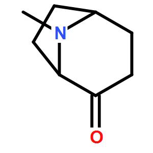 8-methyl-8-Azabicyclo[3.2.1]octan-2-one