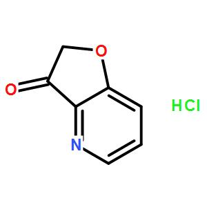 Furo[3,2-b]pyridin-3(2H)-one hydrochloride