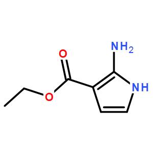 2-amino-1H-Pyrrole-3-carboxylic acid ethyl ester