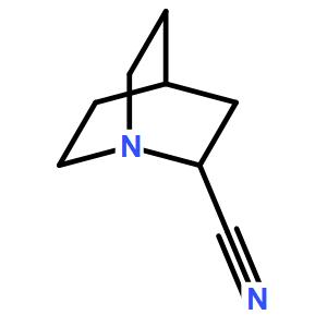 (2S)-1-Azabicyclo[2.2.2]octane-2-carbonitrile