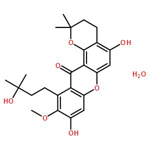 1-Isomangostin hydrate