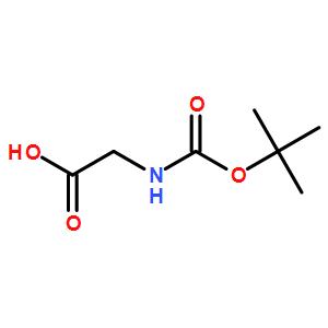 BOC-甘氨酸