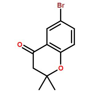 6-Bromo-2,2-dimethylchroman-4-one