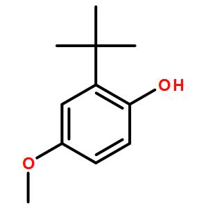 CAS:121-00-6,4-羟基-3-叔丁基苯甲醚说明书