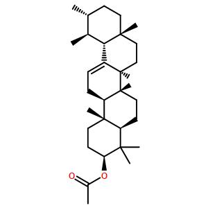 Urs-12-en-3-ol,3-acetate, (3b)-