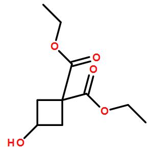 Diethyl 3-hydroxycyclobutane-1,1-dicarboxylate