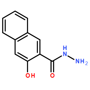 3-萘酚-2-甲酸肼