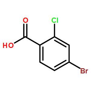 4-Bromo-2-chlorobenzoic acid