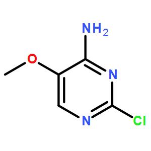 2-Chloro-5-methoxy-4-pyrimidinamine