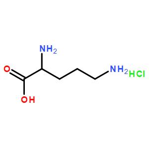 CAS:3184-13-2,L-鸟氨酸盐酸盐说明书